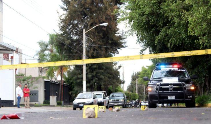 Asesinan a dos en Jalisco