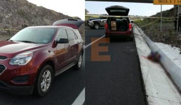 Asesinan a dos hombres en la Autopista Pátzcuaro-Cuitzeo