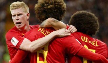 Bélgica dio voltereta a Japón y avanza a cuartos de Rusia 2018