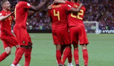 Bélgica frena a Brasil y el Mundial se quedará en Europa