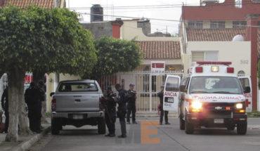 Balean a ciclista en el fraccionamiento El Carmen en Zamora, Michoacán