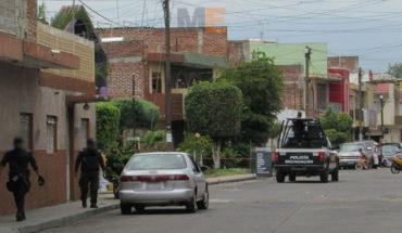 Balean y asesinan a un hombre en la colonia El Carmen de Zamora, Michoacán
