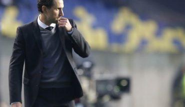 """Beñat San José y críticas al nivel de la UC: """"Hemos hecho un fútbol bueno"""""""
