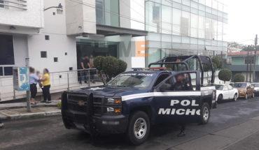 Bebé de un año recibe balazo en asalto perpetrado en Uruapan, Michoacán