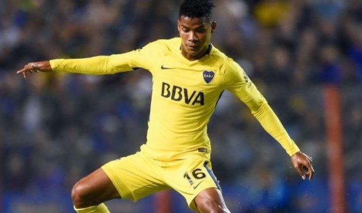 Boca insiste en retener a Wilmar Barrios, buscado por Tottenham y Fulham