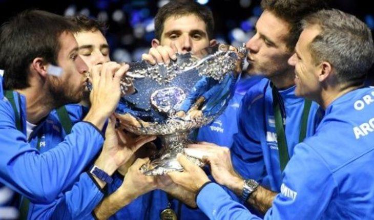 Bomba en el tenis argentino: Gaudio, Coria y Cañas son los nuevos capitanes de Copa Davis