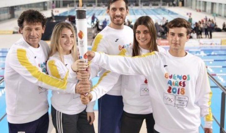 Buenos Aires 2018: La llama olímpica está en nuestro país y comenzará su gira