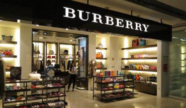 Burberry destruyó 38 millones de dólares en mercancía para evitar se devalúe la marca