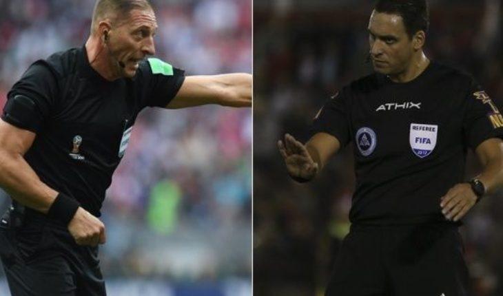 CONMEBOL definió los árbitros para los octavos de final de la Copa Libertadores