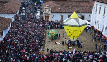 Cantoya Fest de pátzcuaro, Michoacán es ahora referente a nivel internacional: Víctor Báez