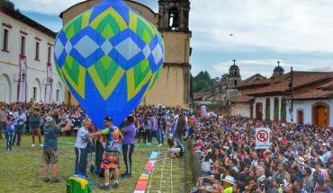 Cantoya Fest, el mejor producto turístico de todos los pueblos mágicos del país: Víctor Báez