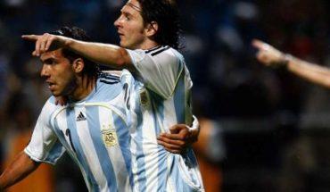 """Carlos Tévez asegura: """"Necesitamos a Messi, es el alma de Argentina"""""""