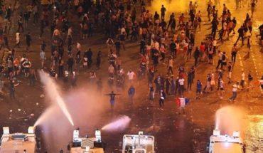 Casi 300 detenidos en Francia por los incidentes durante los festejos del Mundial 2018