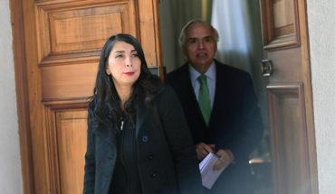 Chadwick descartó tardanza del gobierno tras ataque a mujeres en marco por aborto libre