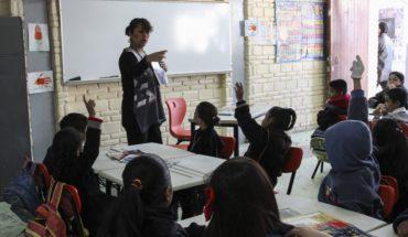 Con AMLO, se priorizará capacitar maestros: Moctezuma