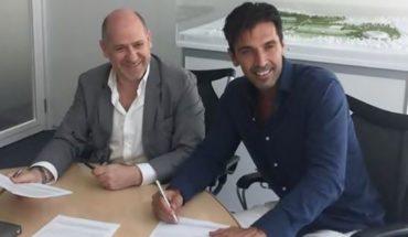 Con estilo italiano: PSG presentó a Buffon con un video muy particular