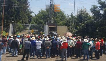 """Consejo Supremo Indígena de Michoacán anuncia """"Jornada Estatal en Contra de los Abusos de la CFE"""""""
