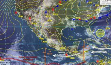 Continuarán las temperaturas altas y nublados en Guerrero