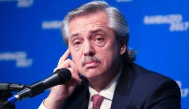 """Contundente: Alberto Fernández calificó a Marcos Peña de """"inútil"""""""