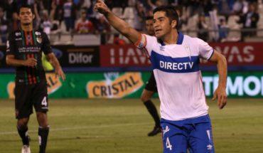 """Cristián Álvarez: """"Tenemos que mantener el nivel y mejorarlo en muchos aspectos"""""""