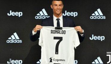 """Cristiano Ronaldo llegó a Juventus: """"Fue una decisión fácil, es un paso adelante en mi carrera"""""""