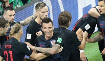 Croacia elimina a Inglaterra en otro alargue y jugará la final del Mundial