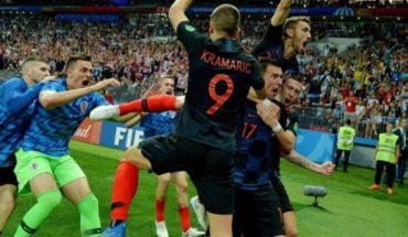 Croacia es la peor finalista de los Mundiales según el ranking FIFA