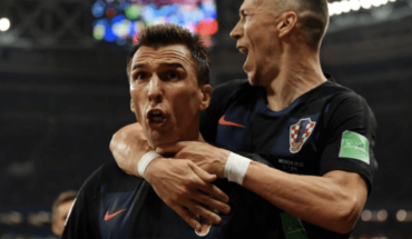 Croacia llega a la final de la Copa del Mundo por primera vez en su historia