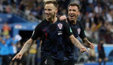 Croacia se impone a Dinamarca en penales