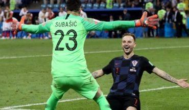 Croacia venció por penales a Rusia y se enfrentará a Inglaterra en semifinales