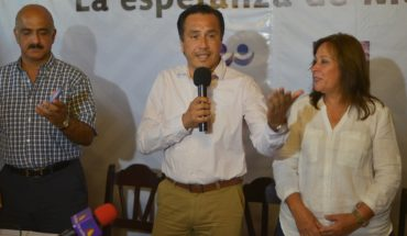 Cuitláhuac pide que próxima legislatura defina fiscal