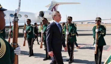Cumbre de los BRICS: Mauricio Macri se reúne con Vladimir Putin en Sudáfrica