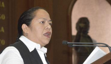 Debe contar con seguridad social el trabajo doméstico: Jeovana Alcántar