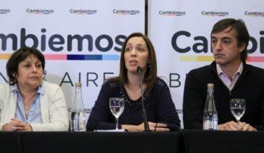 Denunciaron a Vidal por los aportantes 'truchos' a la campaña de Cambiemos