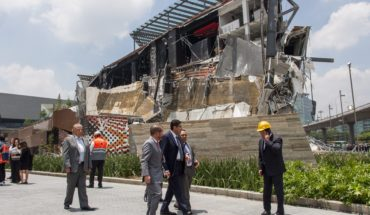 Derrumbe de Plaza Artz, por error de cálculo estructural