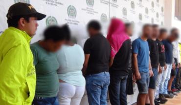Detienen a 18 proxenetas por 250 casos de abusos a menores