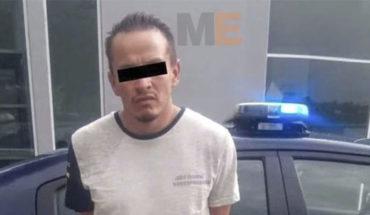 "Detienen a ""maestro"" por presunto robo de celular en Zitácuaro, Michoacán"