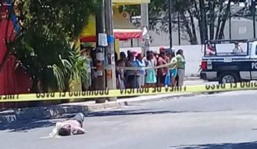 Detienen en Cancún, Quintana Roo a sicarios al arrastrar una cadáver en la carretera