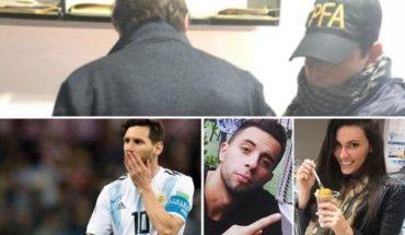Detuvieron al hermano de Bertoni, Armando Pérez duro contra Messi, el galán de Lali Espósito, la nueva novia de Defederico y mucho más...
