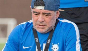 Diego Maradona criticó el arbitraje, la FIFA se le plantó y tuvo que pedir disculpas