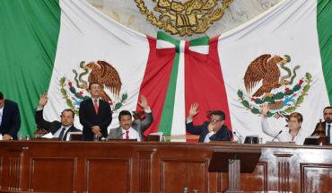 Diputados de Michoacán votan a favor de armonizar legislación en materia hacendaria