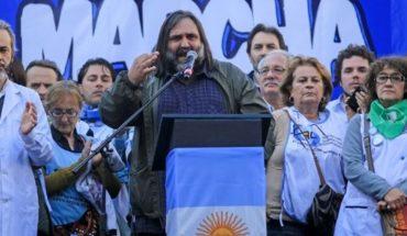 Docentes: Roberto Baradel ignoró la conciliación obligatoria y se suma al paro de CTERA
