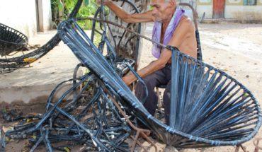 Don Pompeyo, con vocación de artesano