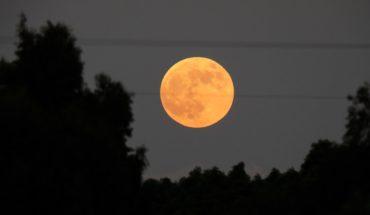 Eclipse de Luna: las espectaculares imágenes en el mundo