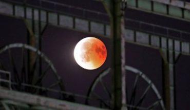 Eclipse histórico: así se vio la luna roja en distintos países del mundo