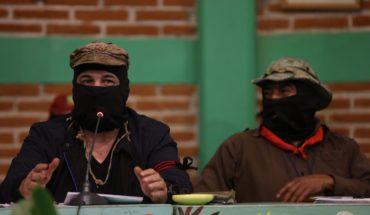 El EZLN dice que gobierno de AMLO decepcionará