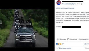 El PRI no perdió la elección en Múzquiz, Coahuila, como dice un post en Facebook