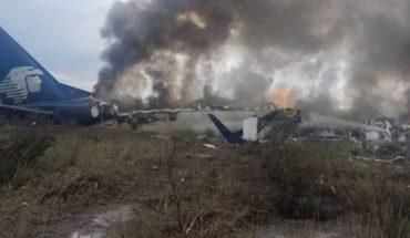 El avión desplomado en Durango tenía 10.2 años de existencia