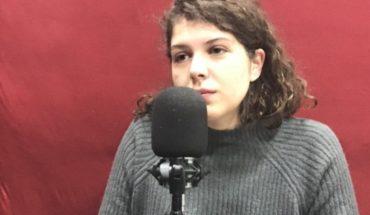 El discurso de Sofía Brito en el lanzamiento de Mayo Feminista. La rebelión contra el patriarcado