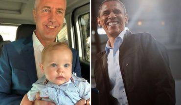 El pequeño más famoso y la alegría de Marley: En un emotivo encuentro Mirko conoció a Barack Obama